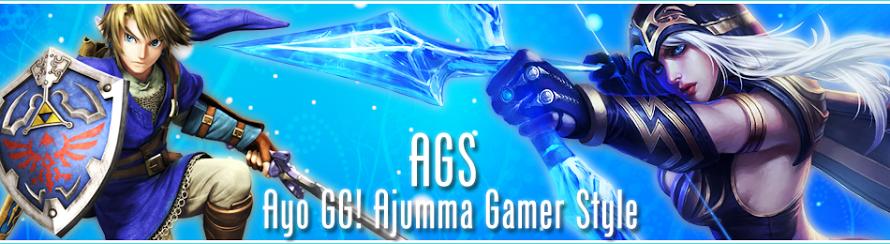 Ayo GG! Ajumma Gamer Style ♡