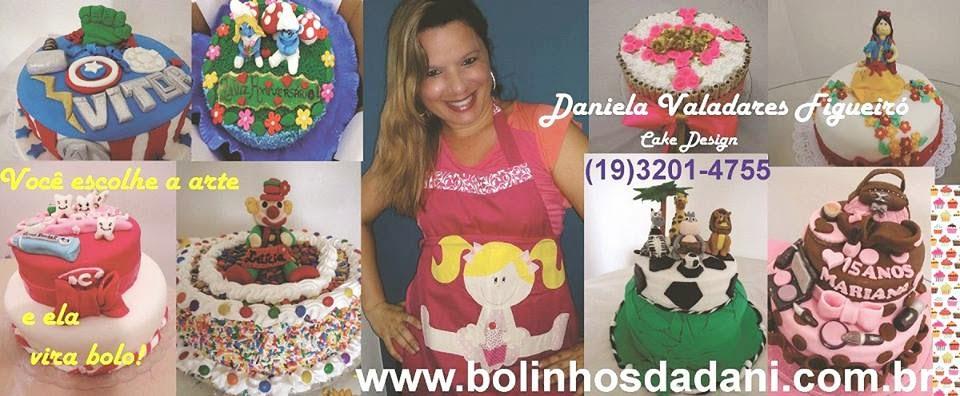 Arte em bolo
