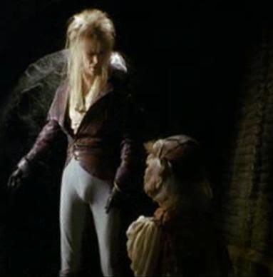 Labyrinth Collection i e  my complete devotion to David Bowie s crotchDavid Bowie Labyrinth Pants Gif