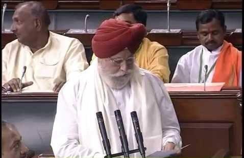 Darjeeling MP Shri. S.S. Ahluwalia
