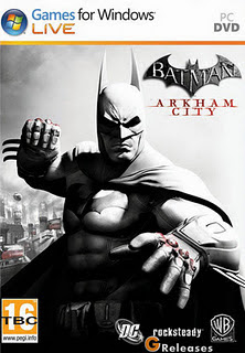 Download Batman Arkham City (2011) PC Game Free