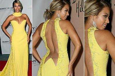 Modelos de Vestidos de Amarelos Curtos
