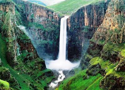 Gambar Pemandangan Alam Air Terjun Tercantik Di Dunia 2100