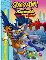 O¡Scooby-doo! y el intrépido Batman