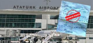 ΑΠΟΚΑΛΥΠΤΙΚΟ ΕΓΓΡΑΦΟ – ΣΟΚ ! Σε χάρτη η διαδρομή τρομοκρατών με ενδιάμεσο σταθμό την Ελλάδα-Πόσο θα κόστιζε η διαδρομή και τα μέσα μεταφοράς που θα χρησιμοποιούσαν
