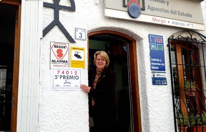 La mayor a de los d cimos premiados en moj car muy - Puerta europa almeria ...