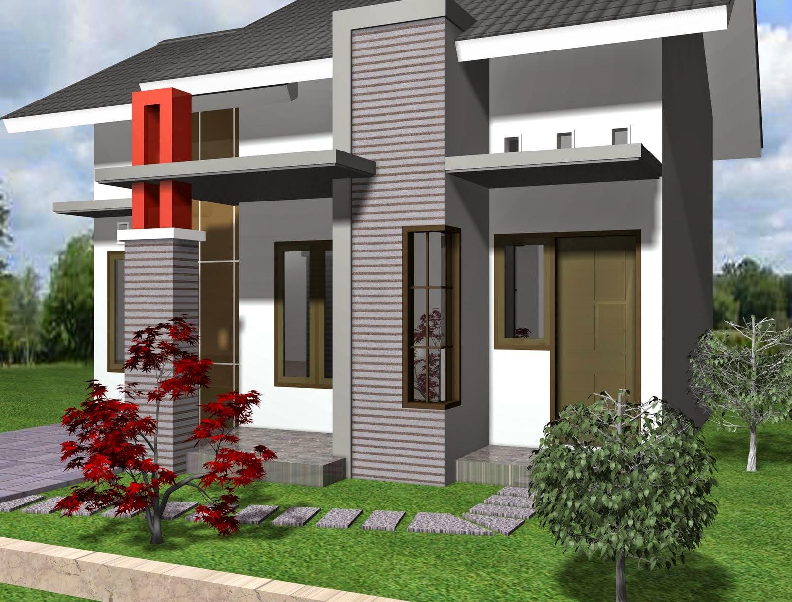 rumah sederhana type 21