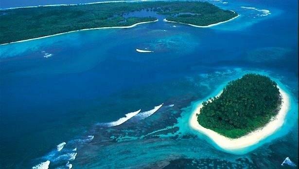 Keindahan Kepulauan Mentawai