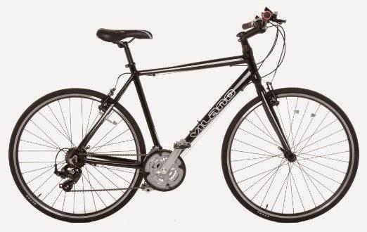 Vilano flat bar road bike