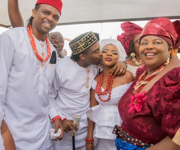 Nwankwo kanu wedding