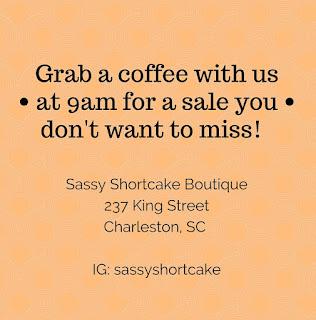 Black Friday Charleston Boutique Sale