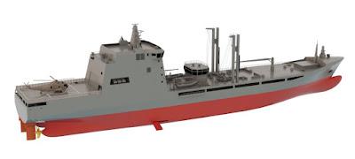 Pakistani Fleet Tanker