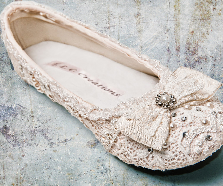 memorable wedding cute flat wedding shoes
