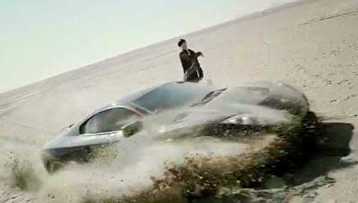 Tablo Tomorrow sports car