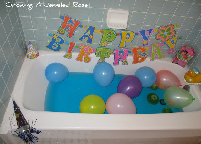 Party Bath