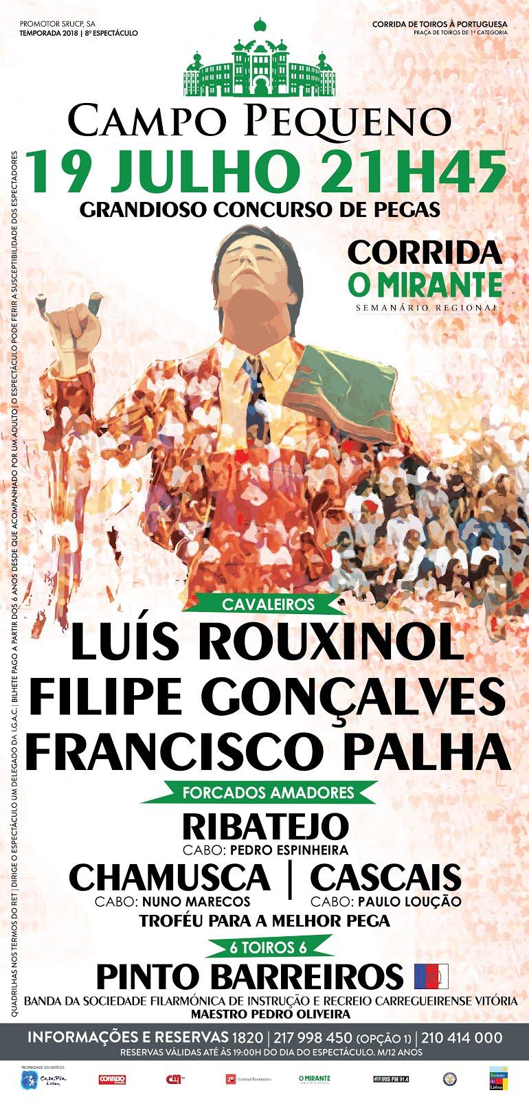 Lisboa - 19 de Julho