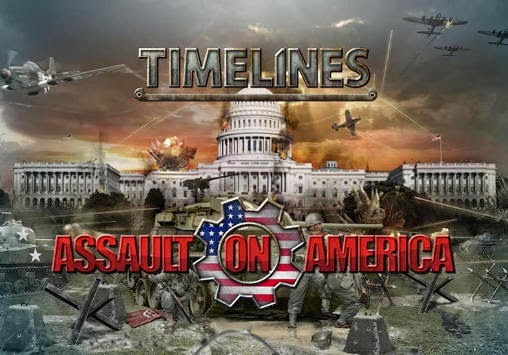 Timelines: Assault on America Gameplay IOS / Android