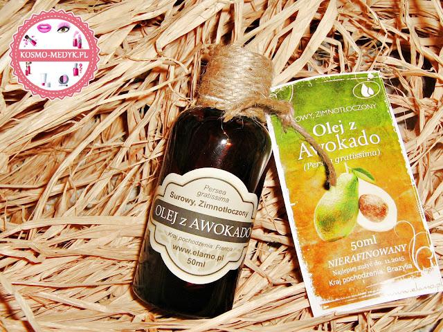 Brazylijski olej awokado - skarbnica dobroci