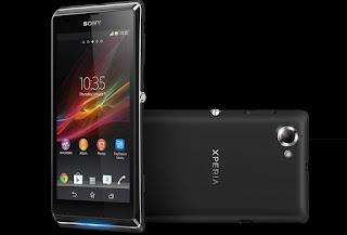 Cara Flashing Firmware Sony Xperia L C2105