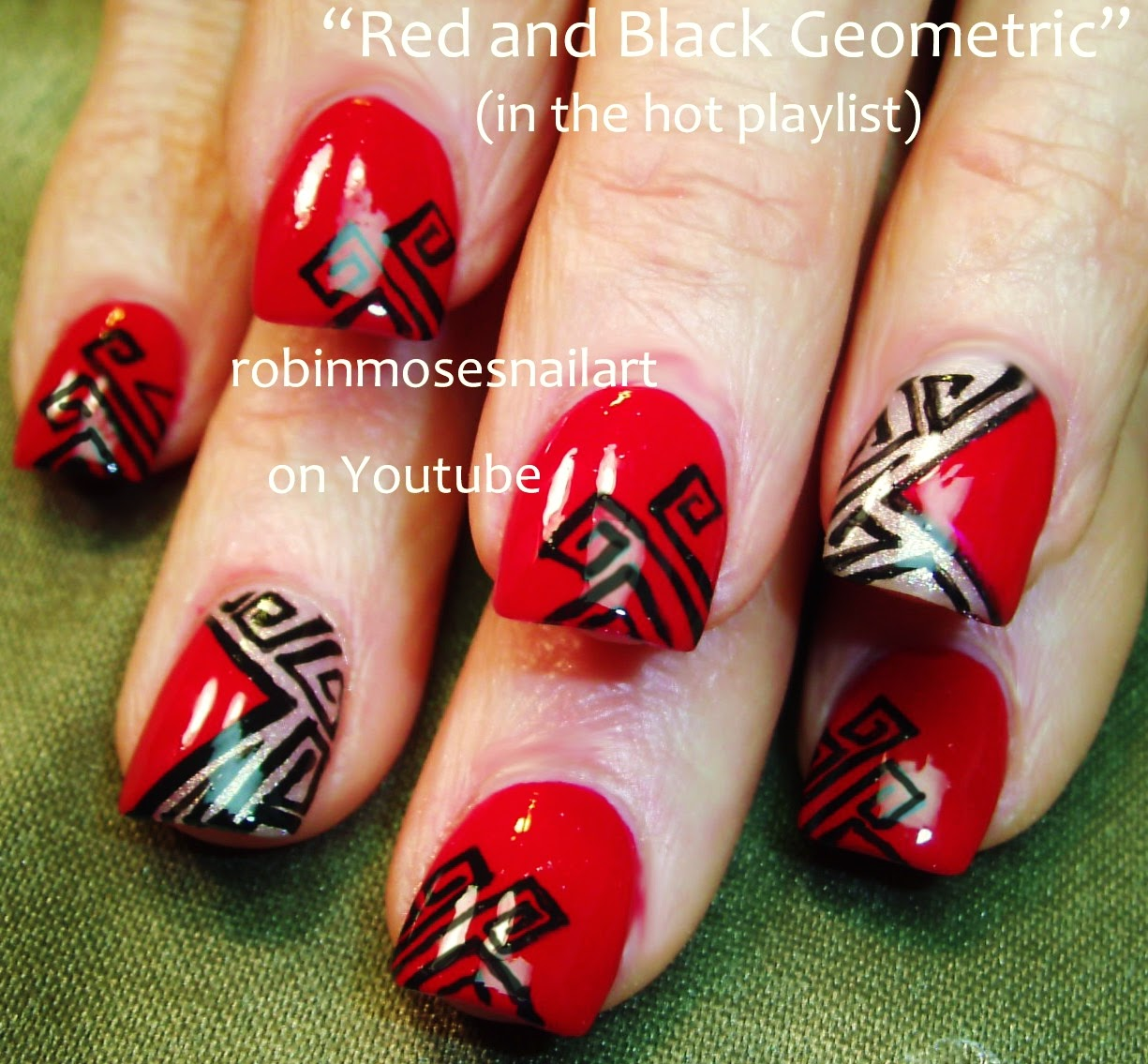 Robin Moses Nail Art February 2015: Robin Moses Nail Art: April 2015