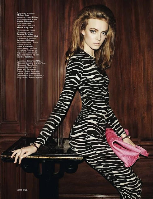 Super Model Nimue Smit