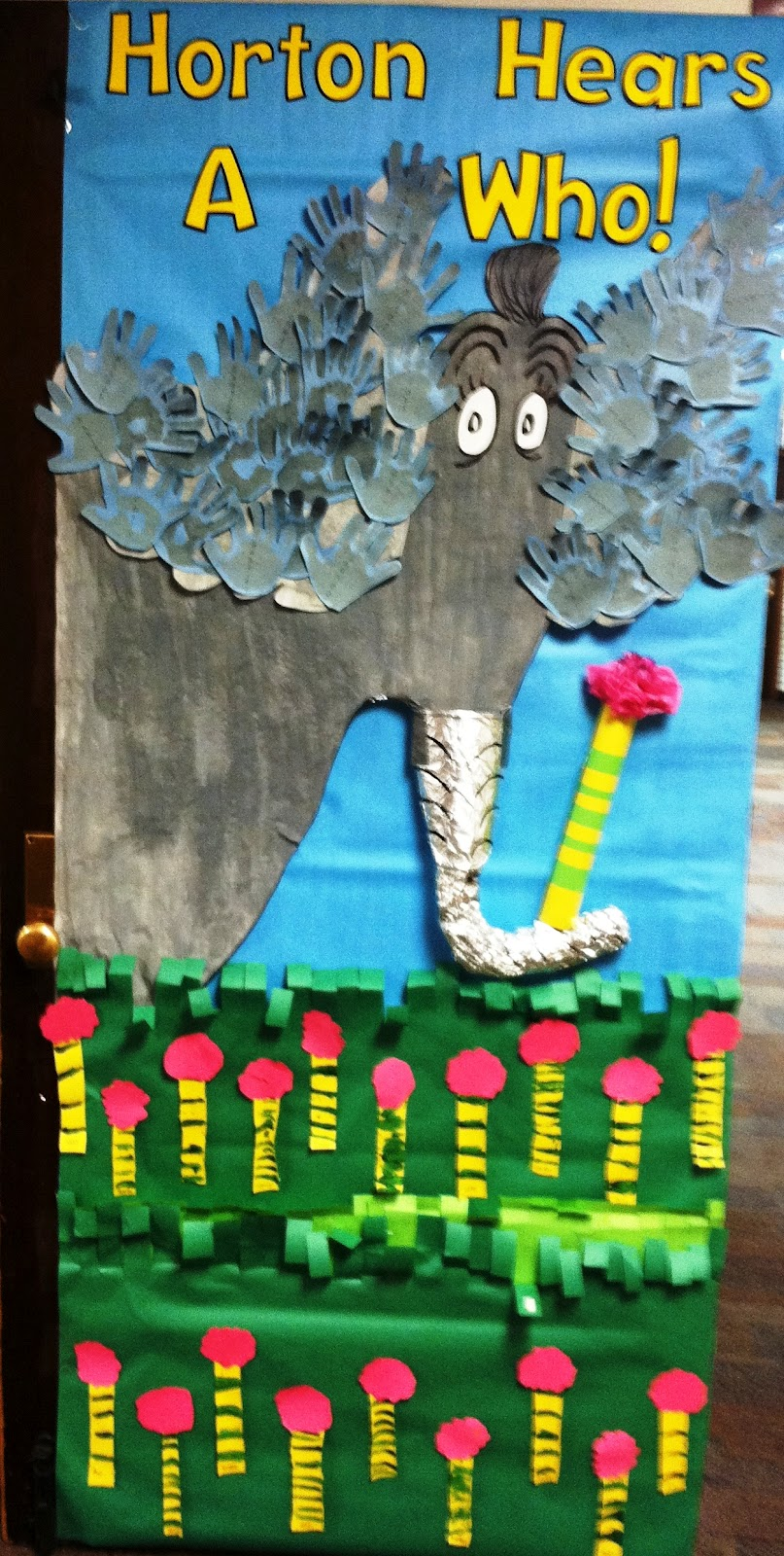 For pictures of our celebration and the door decorating contest