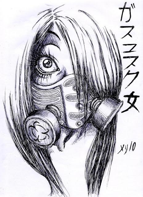 Ballpoint Pen Sketch5