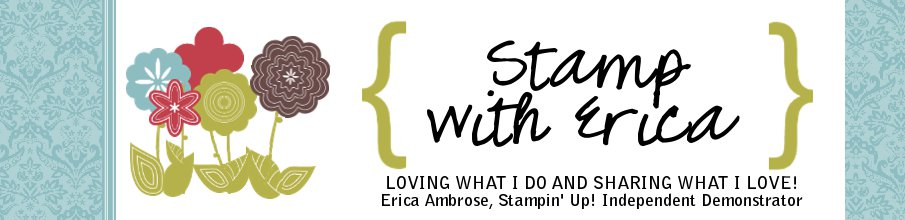 Stamp With Erica