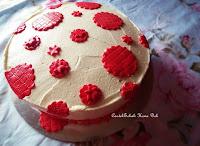 Hot Red Velvet Cake