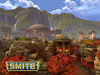 Smite: screenshot z najlepszej gry MMO roku 2012