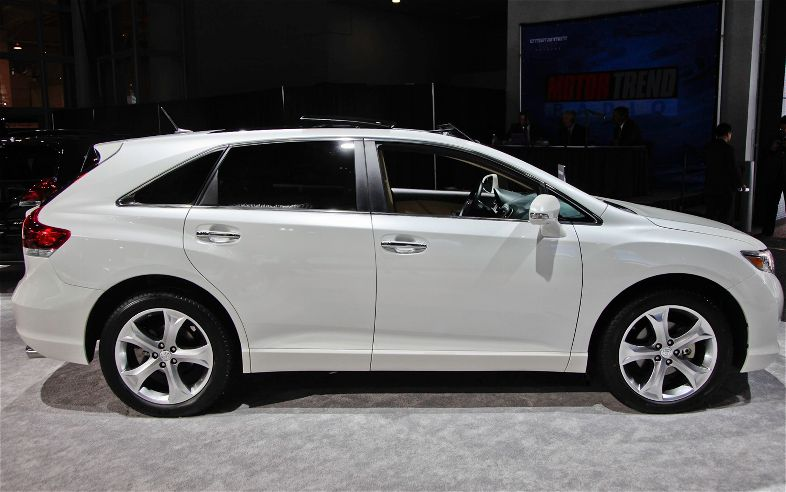 2013 toyota venza pricing dreaming cars. Black Bedroom Furniture Sets. Home Design Ideas