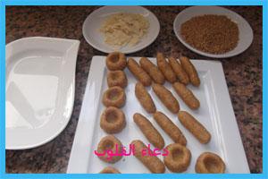 حلاوي مغربية باللوز للعيد 2013   7