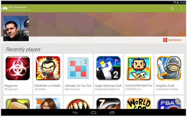 Google-Play-game-app-for-android