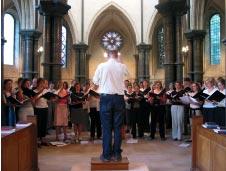 Holst Singers, Stephen Layton