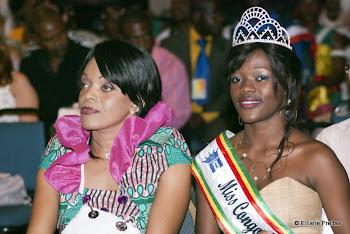 Miss Congo.