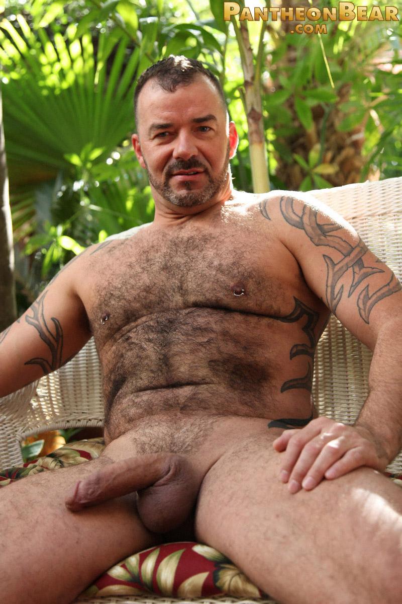 Steve King Hairy Pantheon Bears Jerk Off