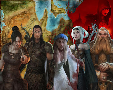 #19 Dragon Age Wallpaper