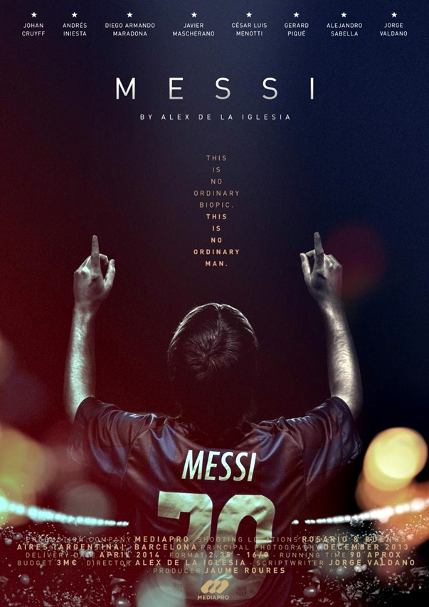 Póster: Messi