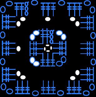 Free Granny Square Crochet Pattern