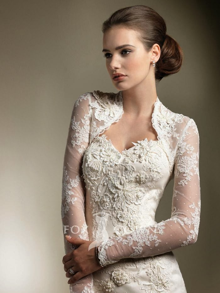 Wedding Dresses Jacket 101