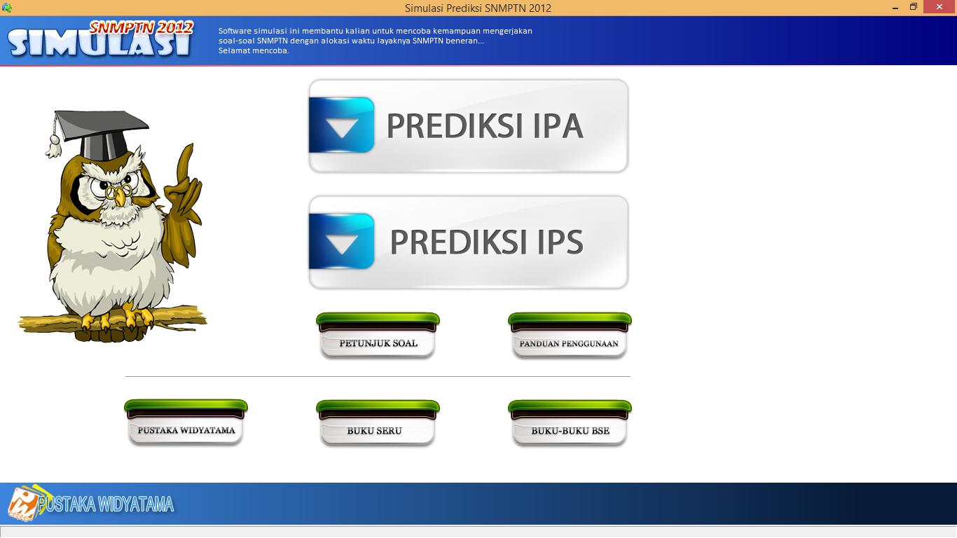 Software Simulasi Sbmptn Beserta Pembahasan Tahun 2012 Dan 2013 Berbagi Ilmu Bareng Mas Ganteng