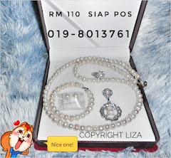 set  mutiara air masin rm 110