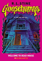 Goosebumps by RL Stine