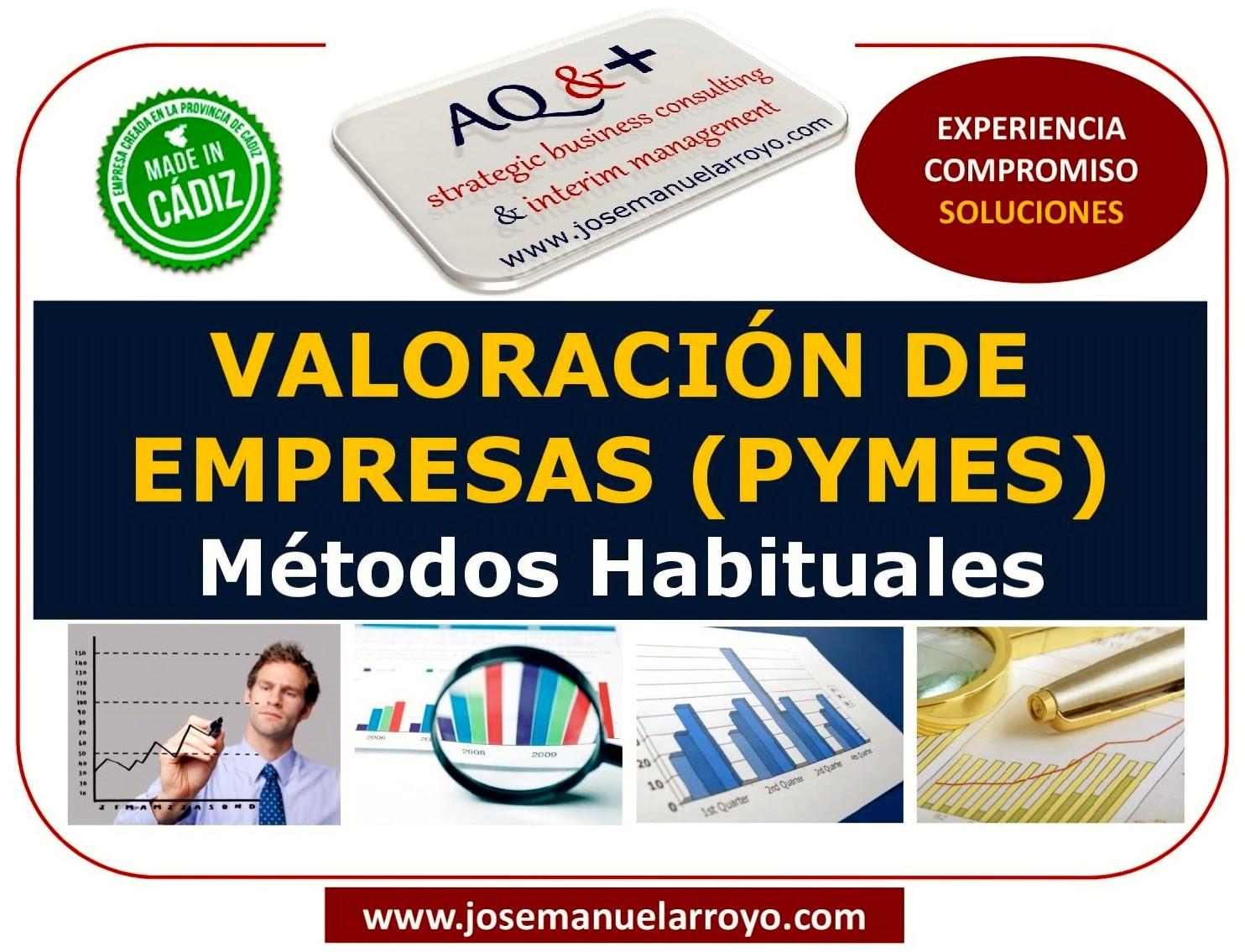 VALORACIÓN DE PYMES