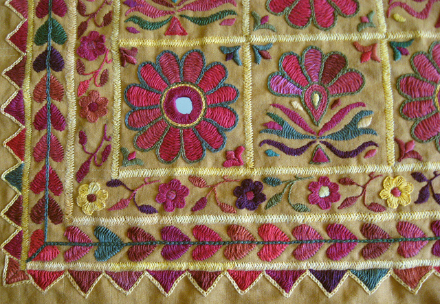 Вышивка крестом ирана