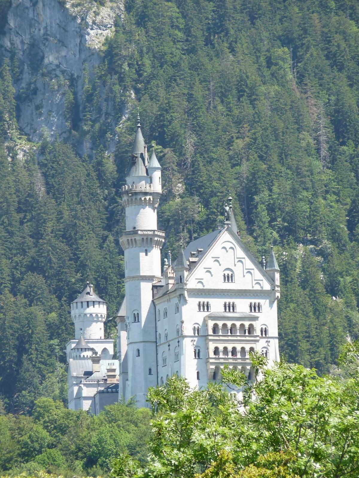 chateau de bavière