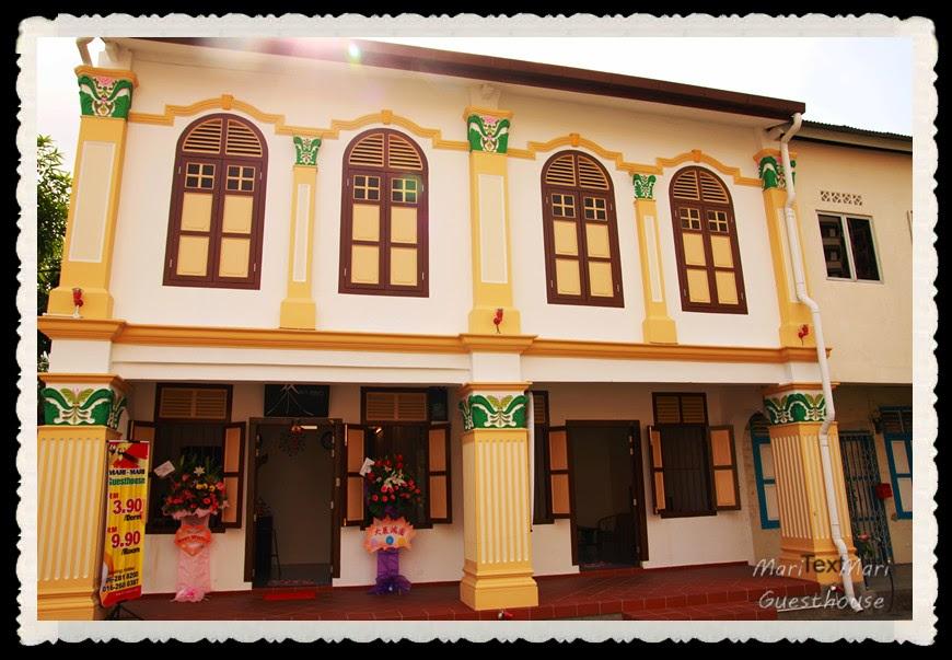 Guesthouse Murah Di Melaka