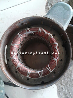 Gulungan Kawat Motor