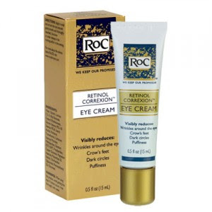 Eye Creams Exposed: RoC Retinol Eye Cream Review: Retinol