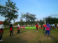 Final Volly Putri STAI Kuantan Singingi Cup 2013